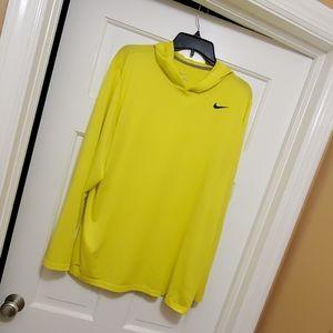 Nike dri-fit HOODY -XL